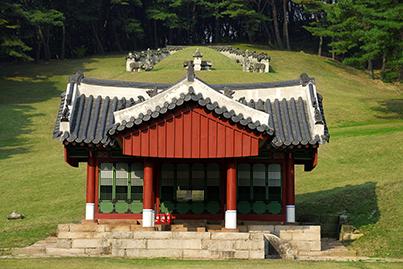 사릉 정자각