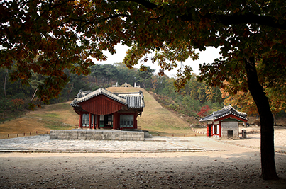 정릉 정자각